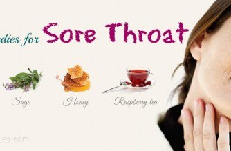 home remedies for sore throat