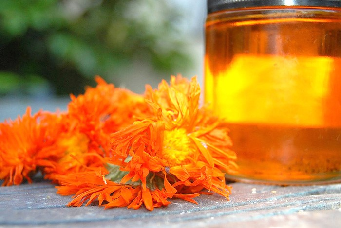 home remedies for yeast infection - calendula