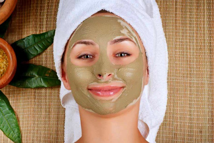 how to tighten face skin - fuller's earth and milk face pack