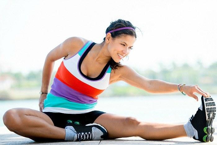 how to tighten face skin - regular exercise