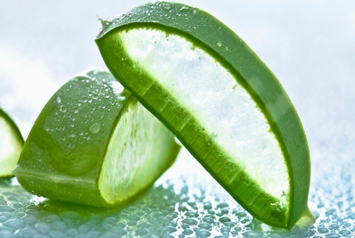 home remedies for psoriasis - aloe vera