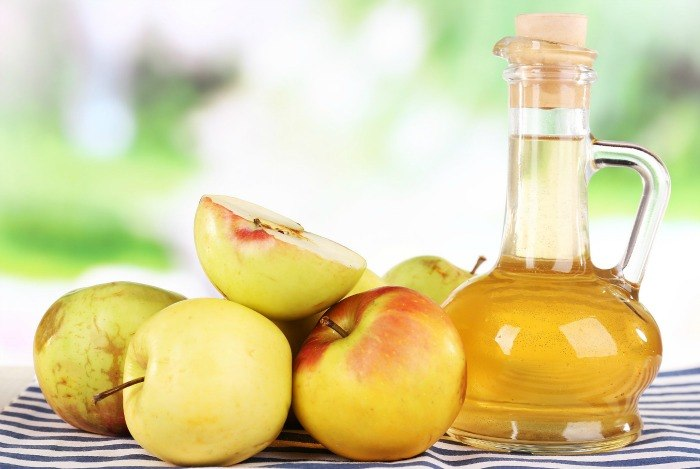 home remedies for psoriasis - apple cider vinegar