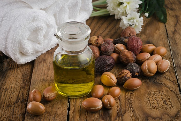 home remedies for psoriasis - argan oil