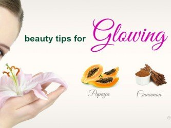 beauty tips for glowing