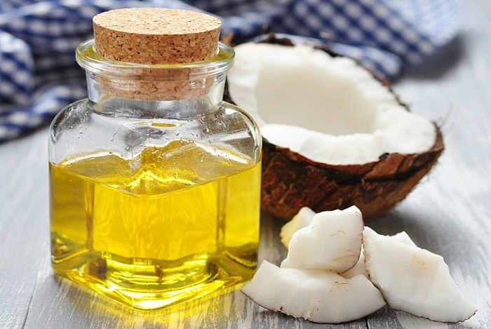 home remedies for psoriasis - coconut oil