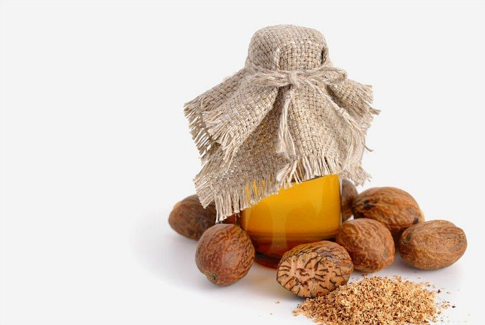home remedies for toothache - nutmeg oil