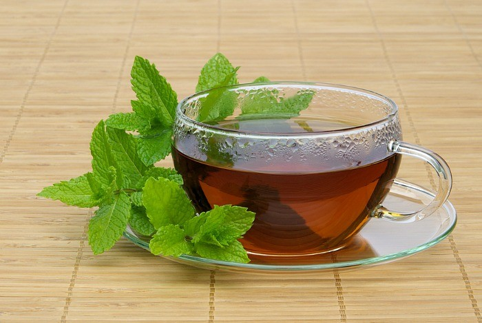 home remedies for toothache - peppermint tea