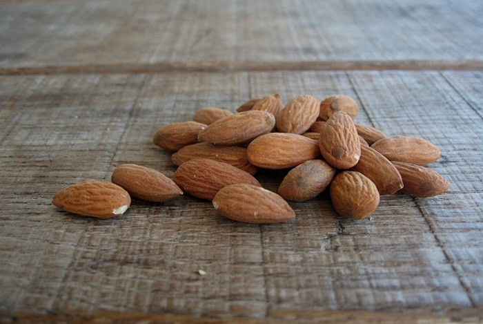how to tighten belly skin - almonds