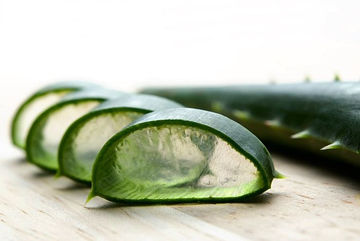 home remedies for constipation - aloe vera