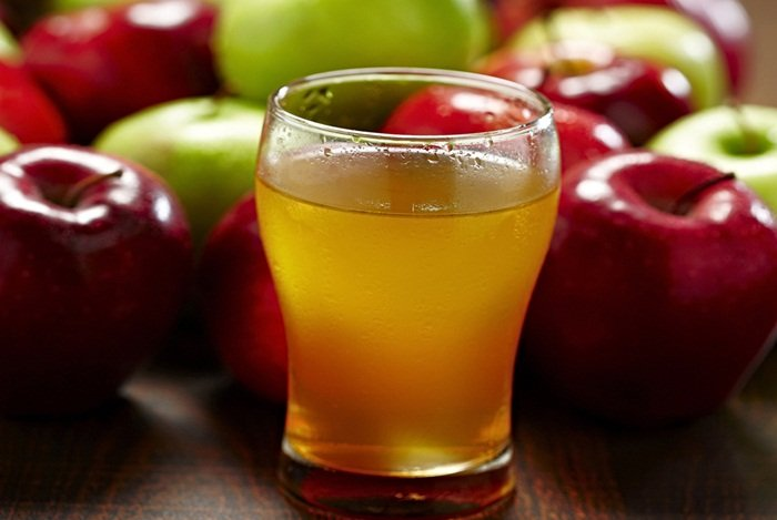 home remedies for bladder infection - apple cider vinegar