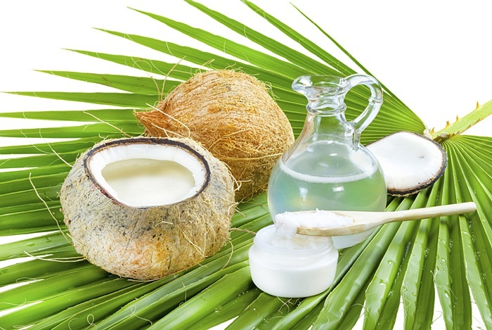 home remedies for hemorrhoids - coconut oil