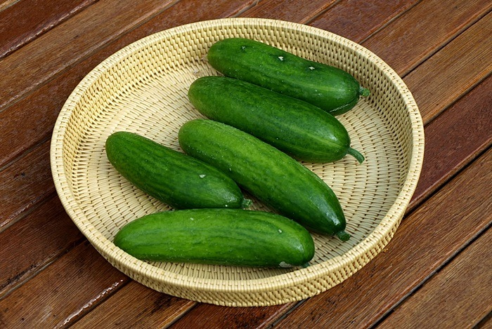 how to tighten belly skin - cucumber