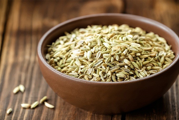 home remedies for constipation - fennel seeds