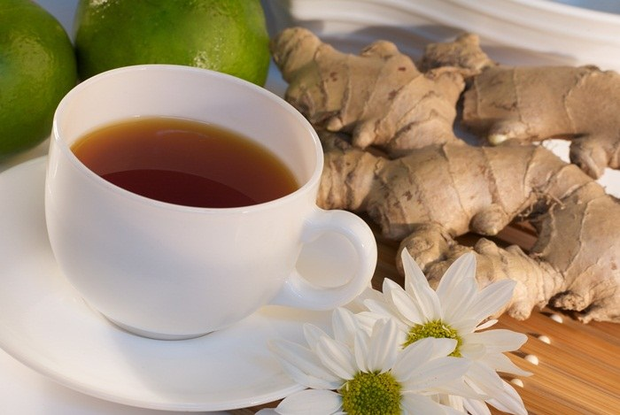 home remedies for bladder infection - ginger tea