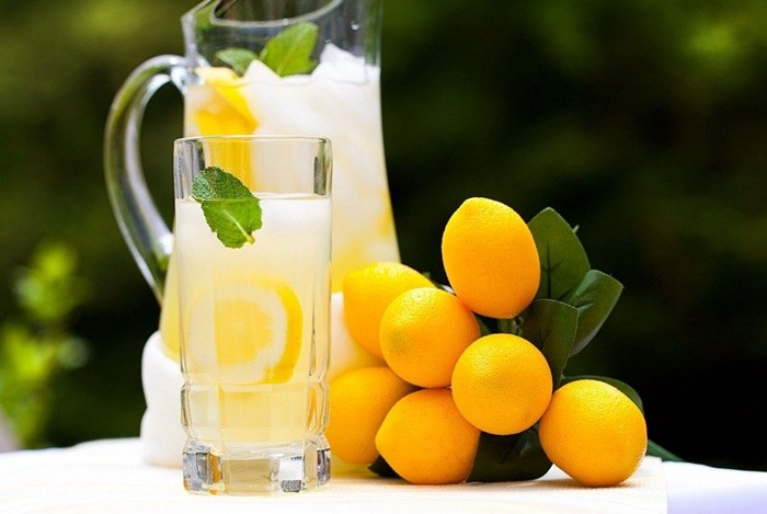 home remedies for hemorrhoids - lemon juice