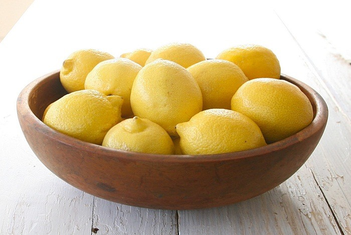 how to tighten belly skin - lemon