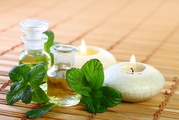 home remedies for fever blisters - peppermint oil
