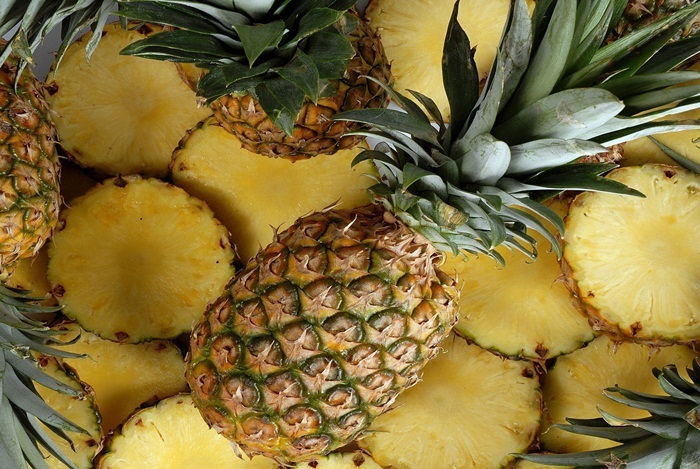 home remedies for bladder infection - pineapple