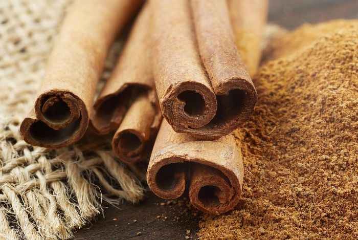 home remedies for headaches - cinnamon