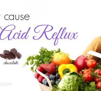 foods that cause acid reflux