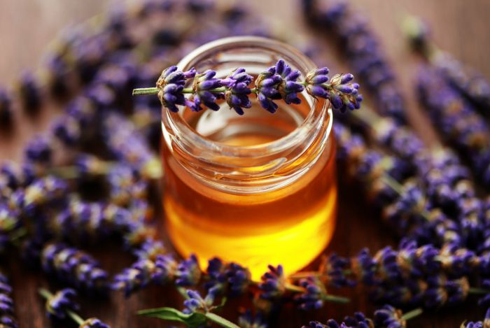 home remedies for headaches - lavender oil