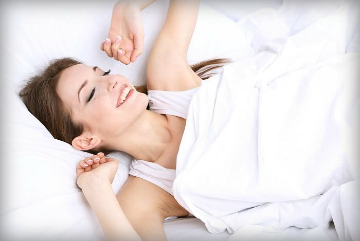 how to get beautiful skin - sleep well