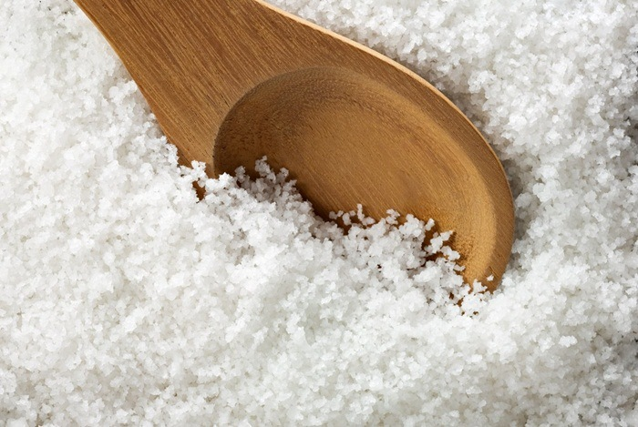 home remedies for boils - epsom salt bath