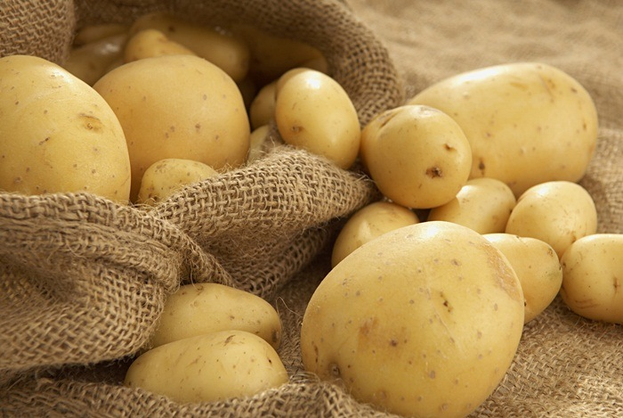 home remedies for boils - potatoes