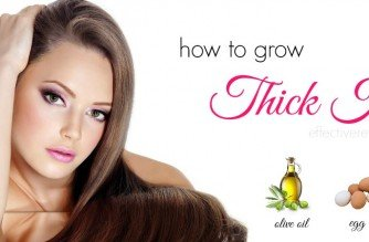how to grow thick hair