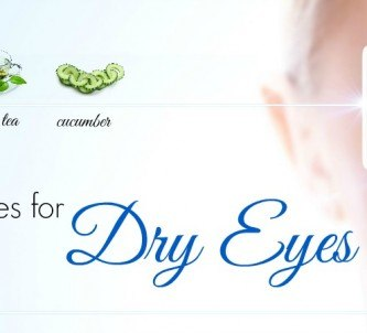 how to get rid of dry eyes home remedies
