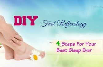 DIY foot reflexology