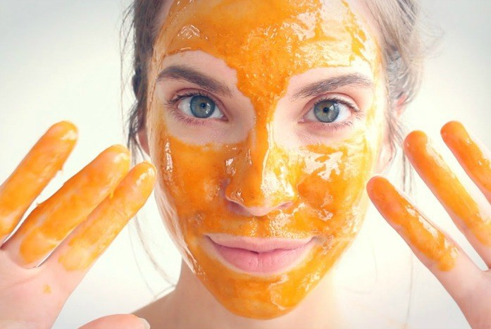 DIY anti-tan beauty masks for suntanned skin