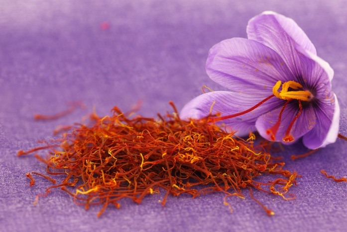 home remedies for depression - saffron