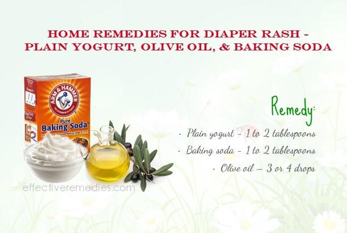25 Natural Home Remedies For Diaper Rash In Babies