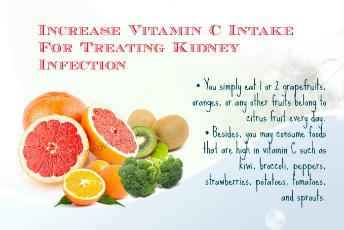 home remedies for kidney infection