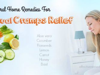 home remedies for menstrual cramps