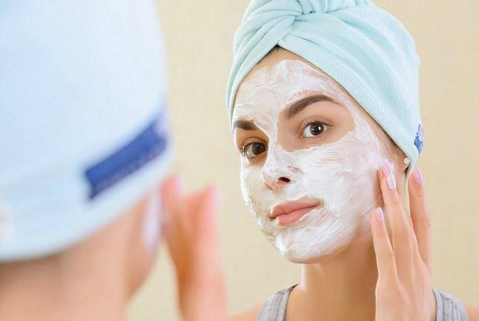 Best dry skin face mask something