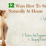 how to straighten spine