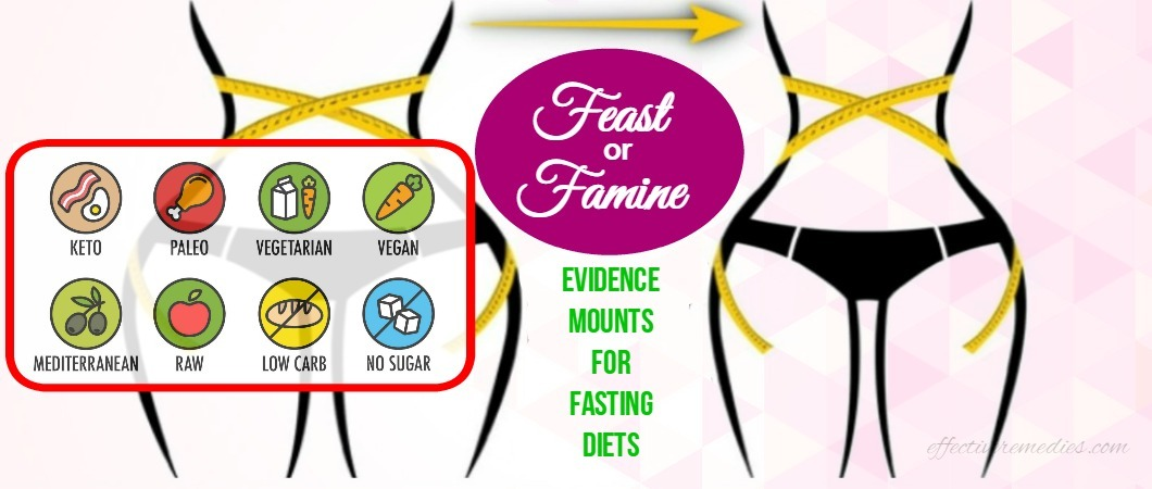 Feast or Famine - Evidence Mounts for Fasting Diets