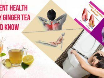 Health benefits of DIY ginger tea