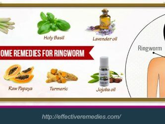home remedies for ringworm