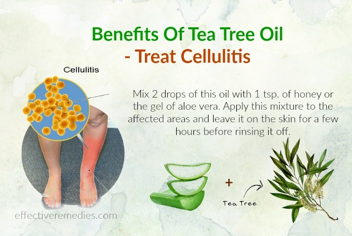 Benefits Of Tea Tree Oil