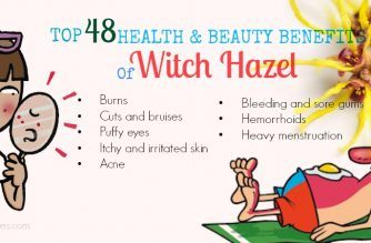 benefits of witch hazel