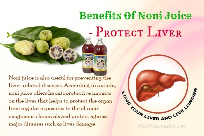 Benefits Of Noni Juice