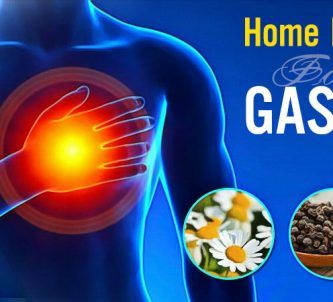 home remedies for gas pain relief