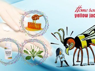 natural home remedies for yellow jacket stings