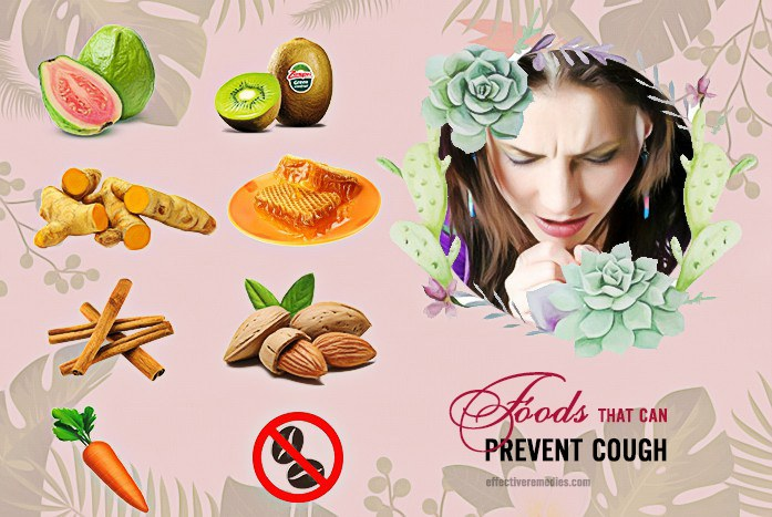 how to prevent cough - foods that can prevent cough
