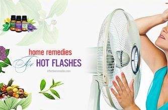 best home remedies for hot flashes