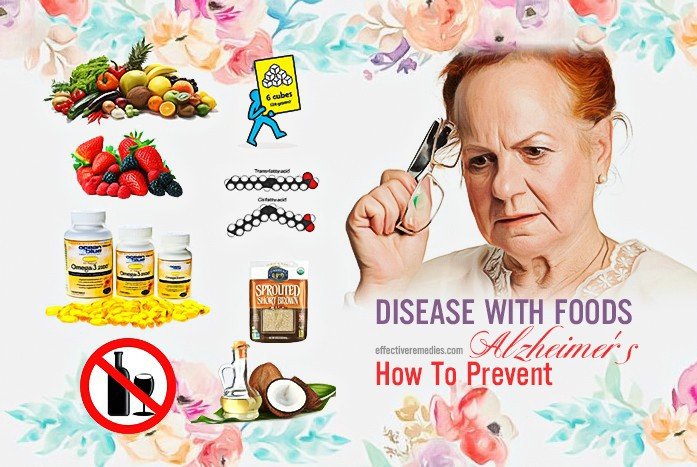 how to prevent alzheimer's disease - foods