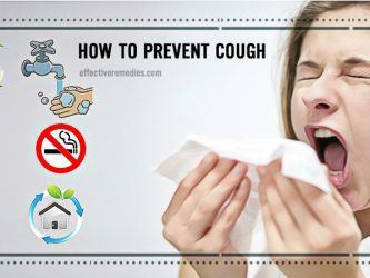 how to prevent cough naturally